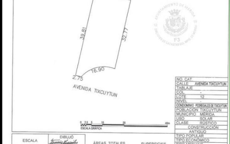Foto de terreno habitacional en venta en, la guadalupana, mérida, yucatán, 1724762 no 06