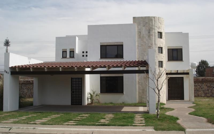 Foto de casa en venta en  , la hacienda, león, guanajuato, 1567290 No. 01