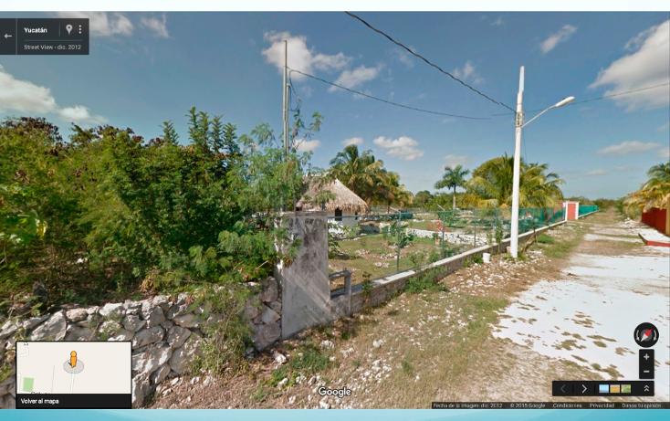 Foto de terreno habitacional en venta en  , la hacienda, mérida, yucatán, 1452209 No. 01