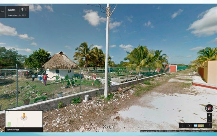 Foto de terreno habitacional en venta en  , la hacienda, mérida, yucatán, 1452209 No. 03