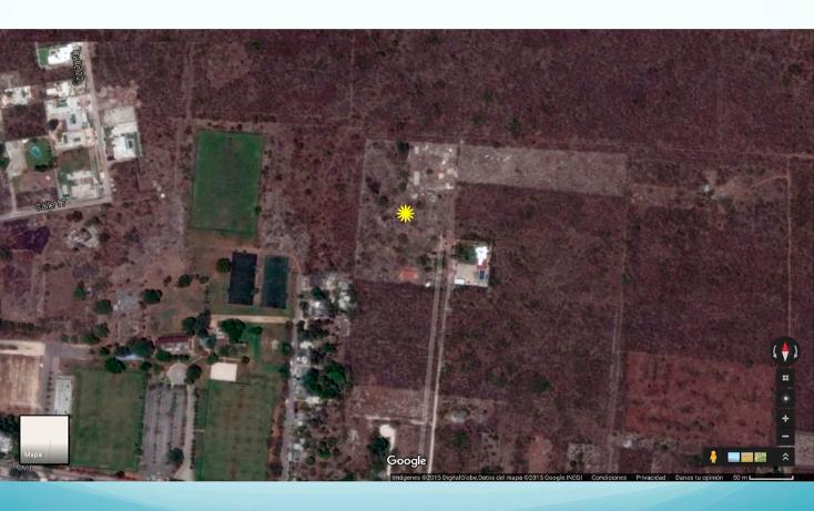 Foto de terreno habitacional en venta en  , la hacienda, mérida, yucatán, 1452209 No. 06
