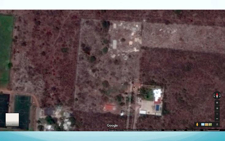 Foto de terreno habitacional en venta en  , la hacienda, mérida, yucatán, 1452209 No. 07