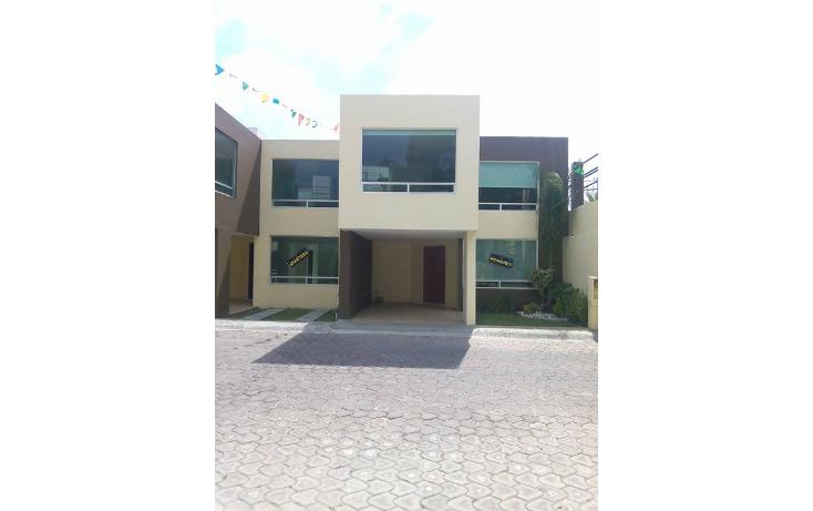 Foto de casa en venta en  , la hacienda, puebla, puebla, 1578776 No. 01