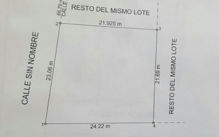 Foto de terreno habitacional en venta en, la haciendita, hidalgo del parral, chihuahua, 1964346 no 01
