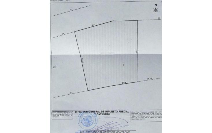 Foto de terreno habitacional en venta en  , la herradura, cuernavaca, morelos, 1178837 No. 04