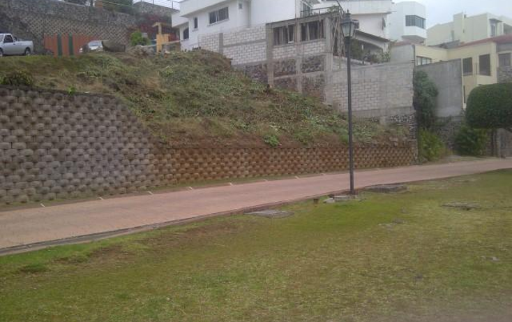 Foto de terreno habitacional en venta en  , la herradura, cuernavaca, morelos, 1296783 No. 02