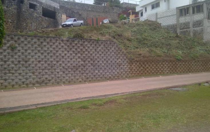 Foto de terreno habitacional en venta en  , la herradura, cuernavaca, morelos, 1296783 No. 03