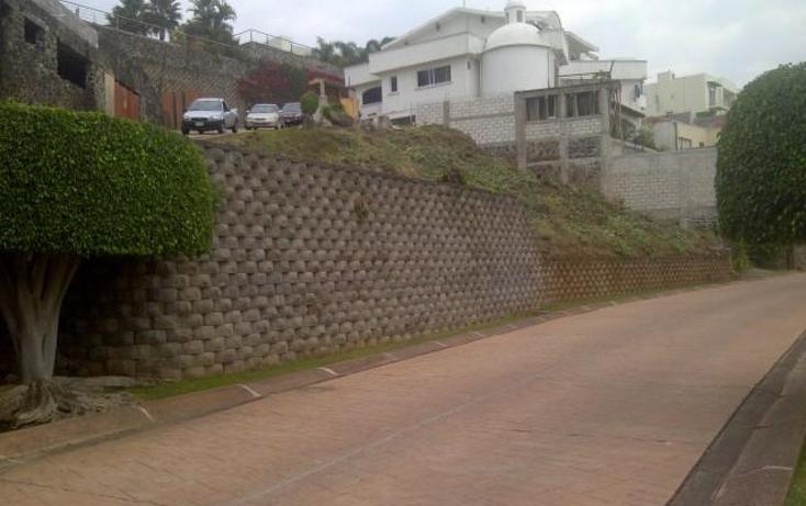 Foto de terreno habitacional en venta en  , la herradura, cuernavaca, morelos, 1296783 No. 04