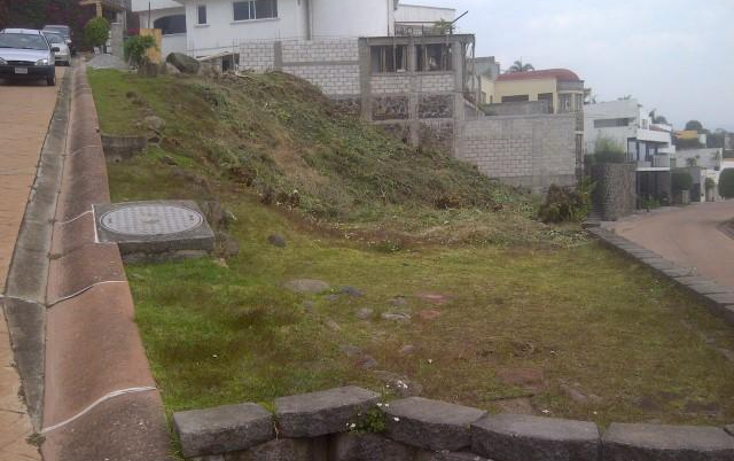 Foto de terreno habitacional en venta en  , la herradura, cuernavaca, morelos, 1296783 No. 05
