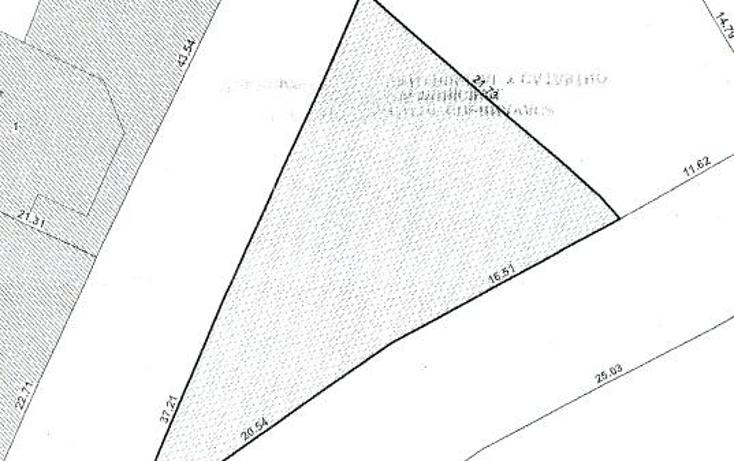 Foto de terreno habitacional en venta en  , la herradura, cuernavaca, morelos, 1296783 No. 06