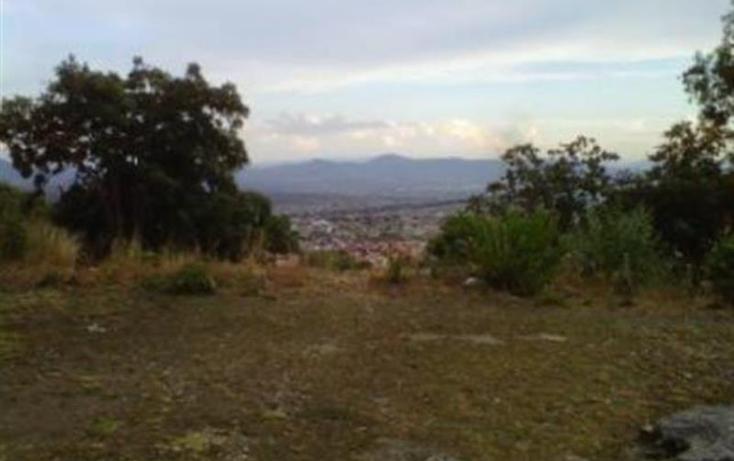 Foto de terreno habitacional en venta en  -, la herradura, cuernavaca, morelos, 1998452 No. 03