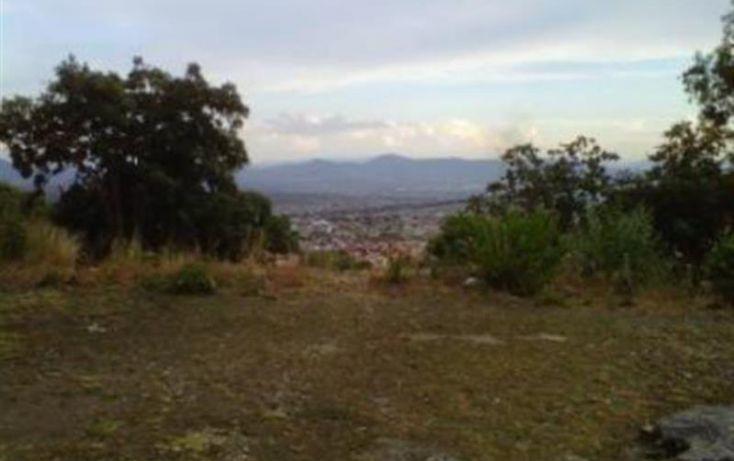 Foto de terreno habitacional en venta en , la herradura, cuernavaca, morelos, 1998478 no 03