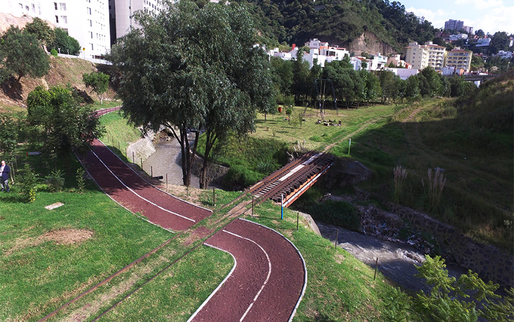 Foto de terreno habitacional en venta en  , la herradura, huixquilucan, m?xico, 1283523 No. 02