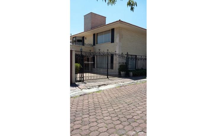 Foto de casa en renta en  , la herradura, huixquilucan, m?xico, 1676260 No. 01