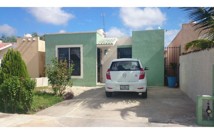Foto de casa en venta en  , la herradura iv, mérida, yucatán, 1162627 No. 01