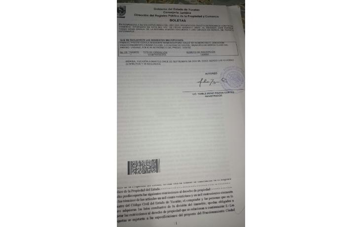 Foto de casa en venta en  , la herradura iv, mérida, yucatán, 1162627 No. 17