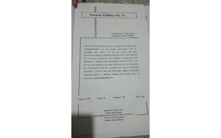 Foto de casa en venta en  , la herradura iv, mérida, yucatán, 1162627 No. 18