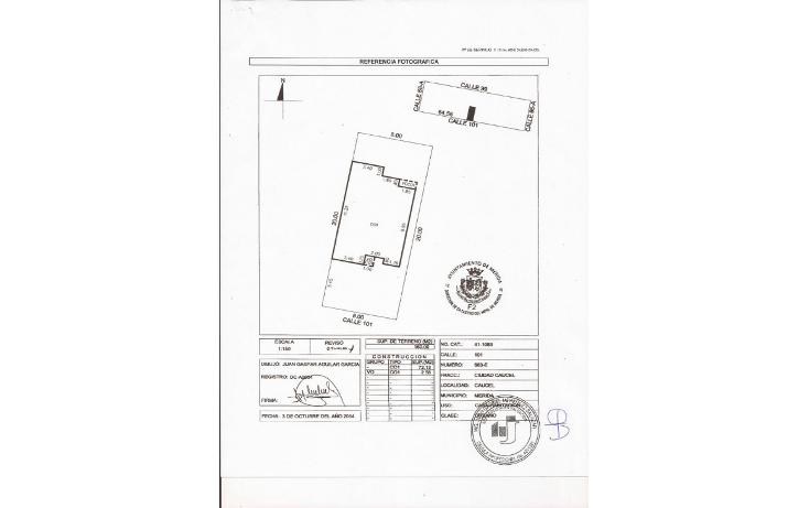 Foto de casa en venta en  , la herradura iv, mérida, yucatán, 1162627 No. 21
