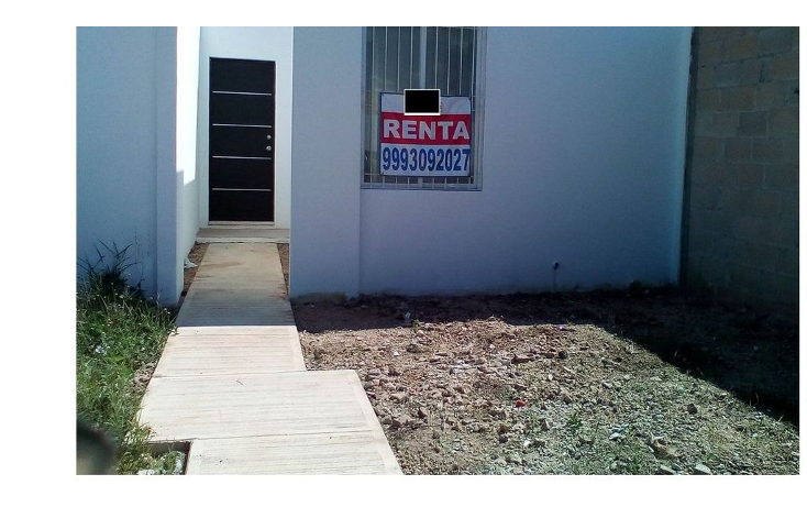 Foto de casa en renta en  , la herradura, mérida, yucatán, 1299385 No. 01