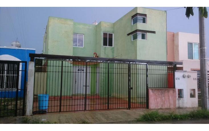 Foto de casa en venta en  , la herradura, mérida, yucatán, 1737270 No. 01