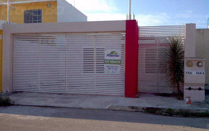 Foto de casa en venta en  , la herradura, m?rida, yucat?n, 1972792 No. 01