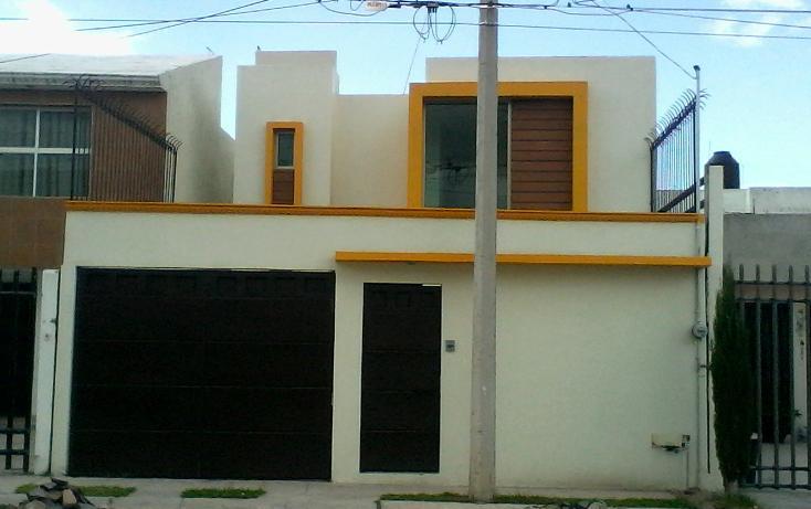 Foto de casa en venta en  , la herradura, pachuca de soto, hidalgo, 2007200 No. 01