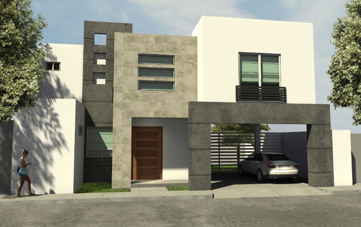 Foto de casa en venta en  , la hibernia, saltillo, coahuila de zaragoza, 1054545 No. 02