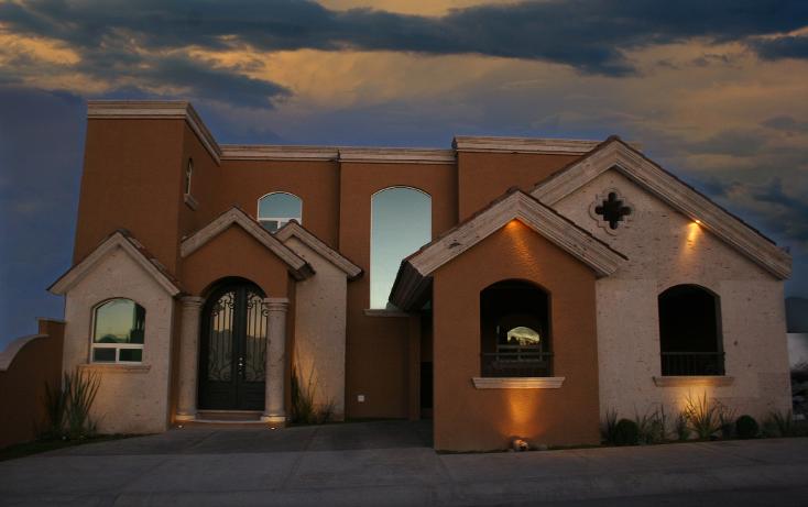 Foto de casa en venta en  , la hibernia, saltillo, coahuila de zaragoza, 1148363 No. 01