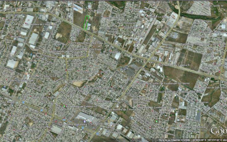 Foto de terreno comercial en venta en, la huerta, guadalupe, nuevo león, 1132171 no 02