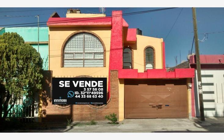 Foto de casa en venta en  , la huerta, morelia, michoacán de ocampo, 836491 No. 01