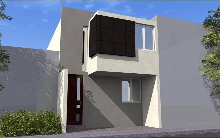 Foto de casa en venta en  , la huerta, rioverde, san luis potosí, 2033768 No. 01