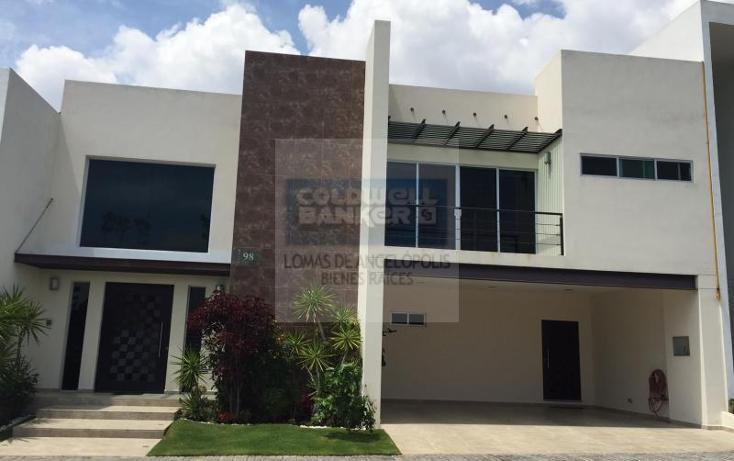 Foto de casa en condominio en venta en  , la isla lomas de angelópolis, san andrés cholula, puebla, 829313 No. 01