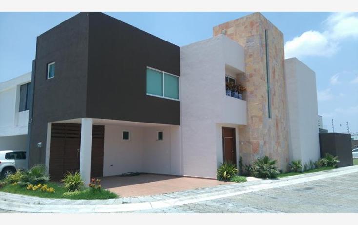 Foto de casa en venta en  , la isla lomas de angelópolis, san andrés cholula, puebla, 0 No. 01