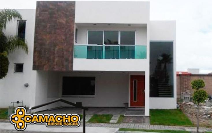 Foto de casa en venta en  , la isla lomas de angelópolis, san andrés cholula, puebla, 787909 No. 01