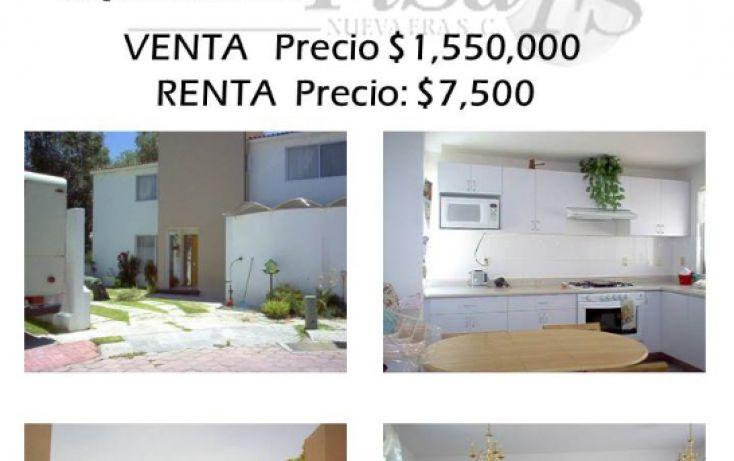 Foto de casa en venta en, la isla, san juan del río, querétaro, 1247479 no 01