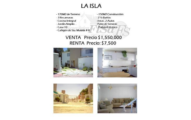 Foto de casa en venta en  , la isla, san juan del río, querétaro, 1247479 No. 01