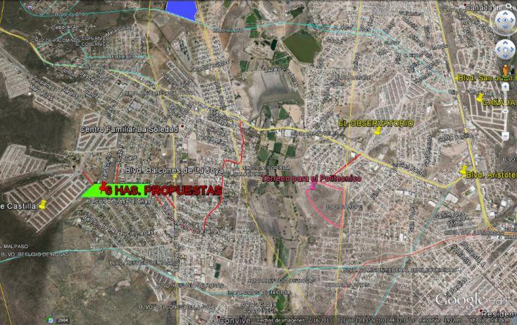 Foto de terreno comercial en venta en, la joya, león, guanajuato, 1167261 no 01