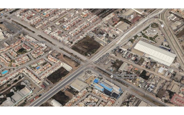 Foto de terreno habitacional en venta en  , la joya, mazatlán, sinaloa, 1072251 No. 01