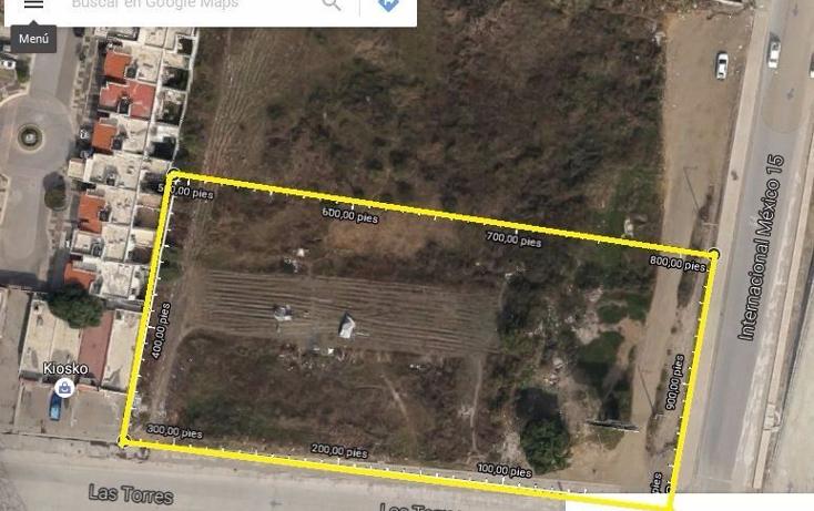 Foto de terreno habitacional en venta en  , la joya, mazatlán, sinaloa, 1072251 No. 02