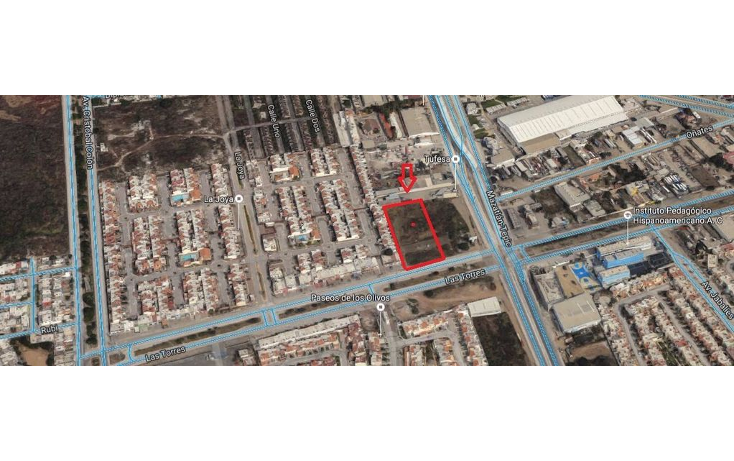 Foto de terreno habitacional en venta en  , la joya, mazatlán, sinaloa, 1072251 No. 03