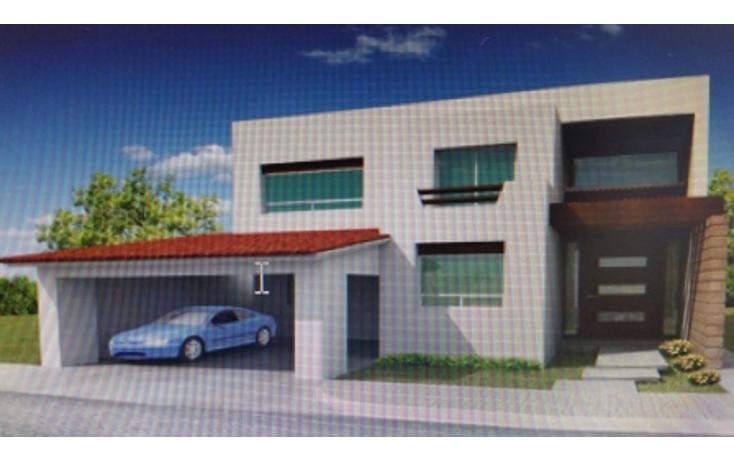 Foto de casa en venta en  , la joya privada residencial, monterrey, nuevo león, 1056267 No. 01