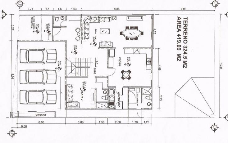 Foto de casa en venta en, la joya privada residencial, monterrey, nuevo león, 1127717 no 11