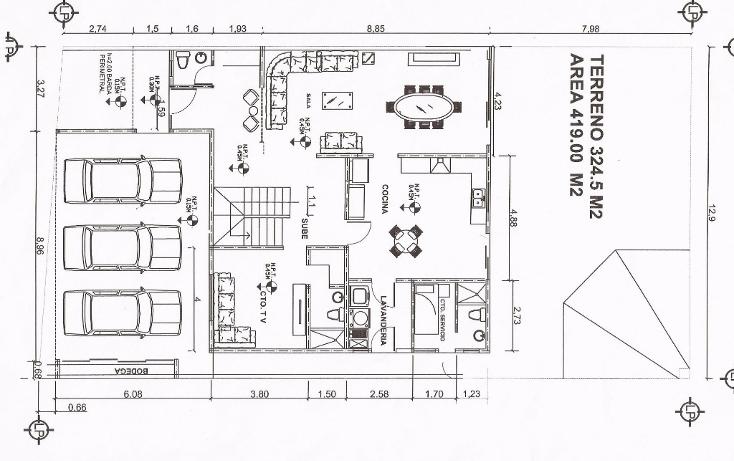 Foto de casa en venta en  , la joya privada residencial, monterrey, nuevo le?n, 1127717 No. 11