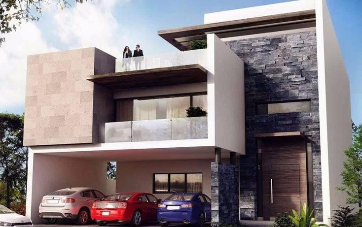 Foto de casa en venta en  , la joya privada residencial, monterrey, nuevo león, 1273183 No. 01