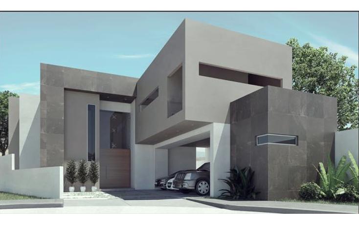 Foto de casa en venta en  , la joya privada residencial, monterrey, nuevo león, 1423105 No. 01
