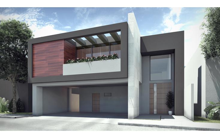 Foto de casa en venta en  , la joya privada residencial, monterrey, nuevo león, 1546282 No. 01