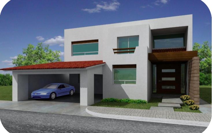 Foto de casa en venta en  , la joya privada residencial, monterrey, nuevo le?n, 1567529 No. 01