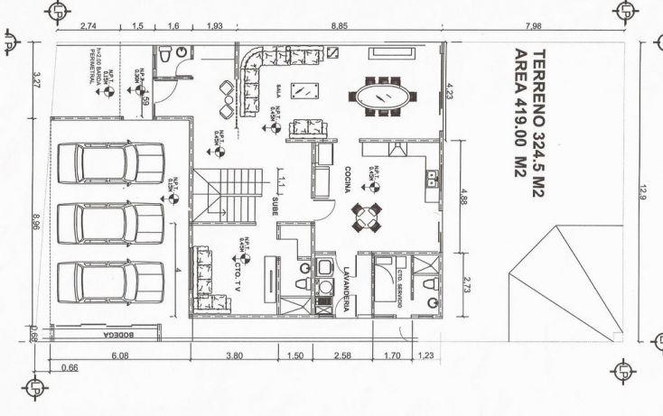 Foto de casa en venta en, la joya privada residencial, monterrey, nuevo león, 1664954 no 04