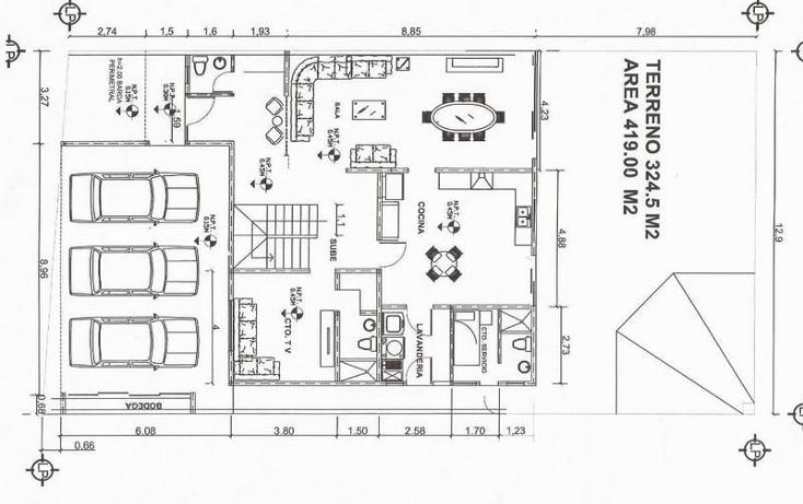 Foto de casa en venta en  , la joya privada residencial, monterrey, nuevo le?n, 1771612 No. 02