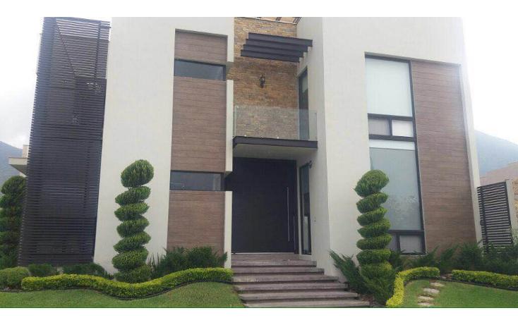 Foto de casa en venta en  , la joya privada residencial, monterrey, nuevo león, 1854608 No. 01